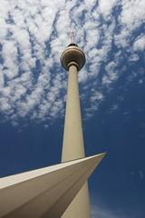 Fernsehturm (TV tower), Berlin