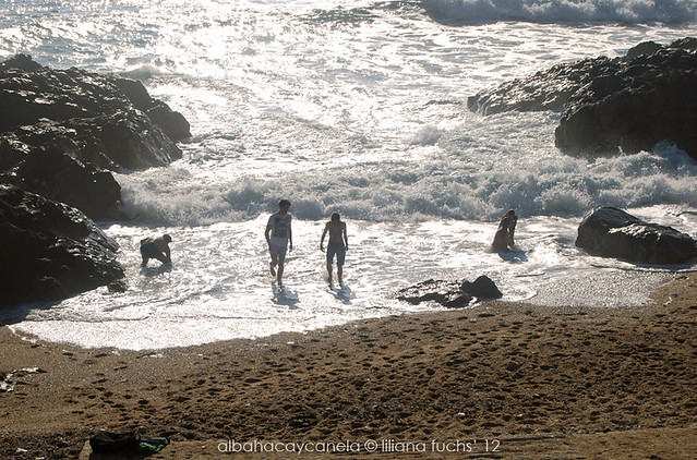 Playa en Oporto