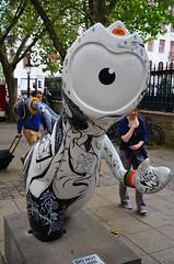 Wenlock, the London 2012 Olympic mascot