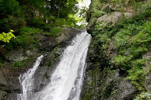 安倍の大滝 2012.9.11-2