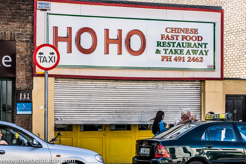 Hoho Chinese Restaurant - Rathmines Area Of Dublin by infomatique