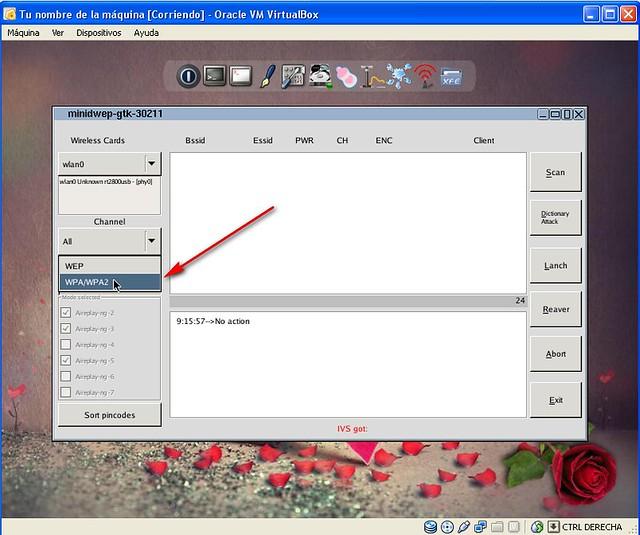 WPA y WPA2 al desnudo [Programas + Tutorial para romper claves WiFi] [UL]