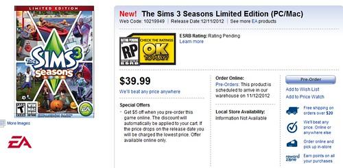 Seasons Best Buy