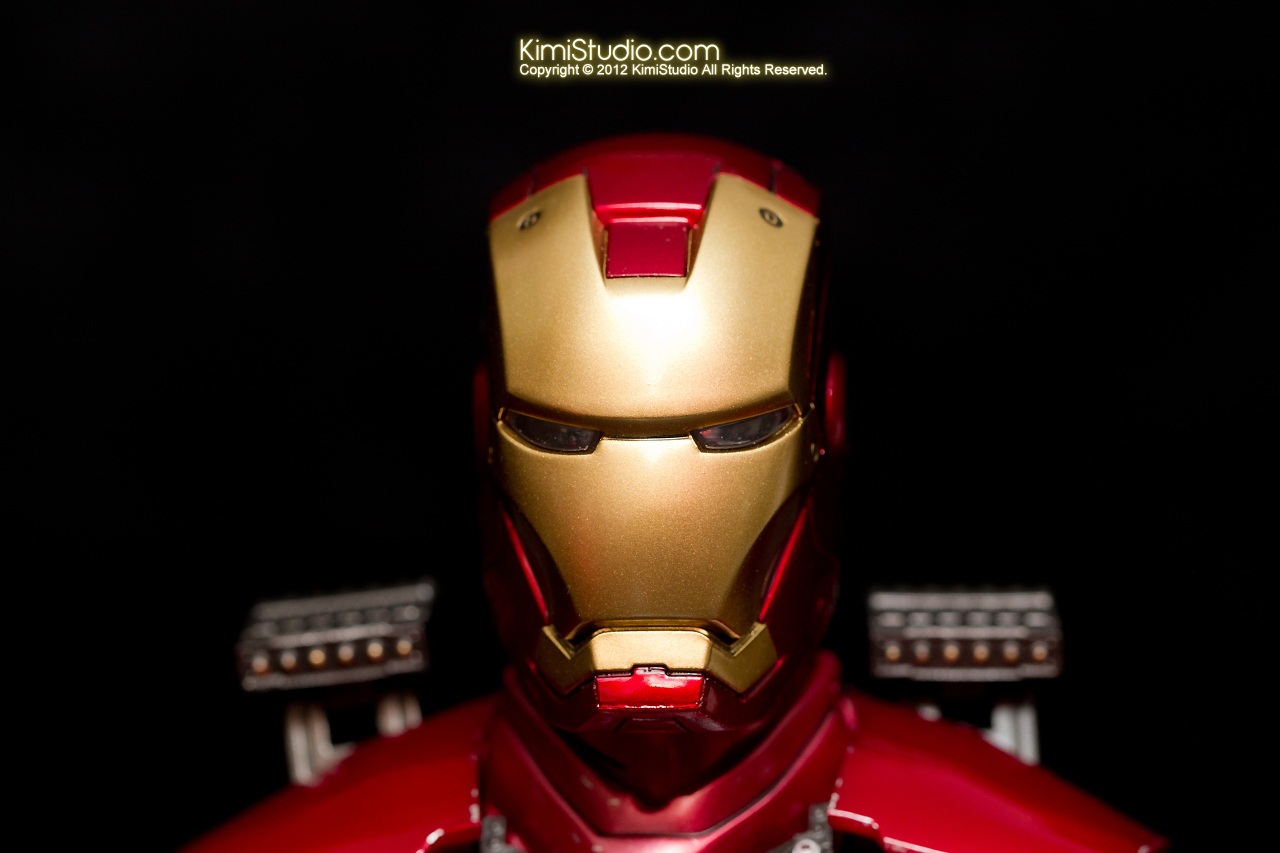 2012.09.13 MMS110 Hot Toys Iron Man Mark III 戰損-014