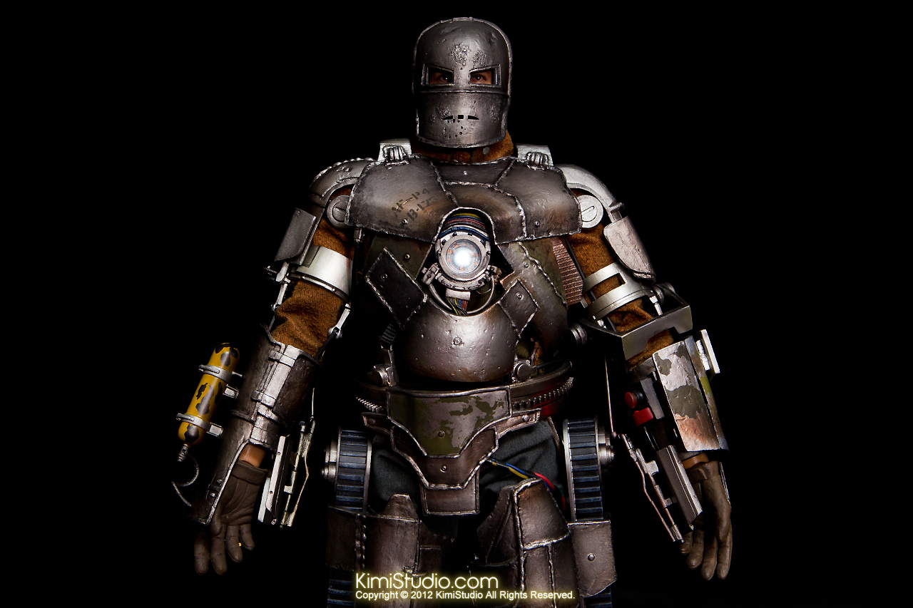 2012.09.13 MMS168 Hot Toys Iron Man Mark I V2.0-075