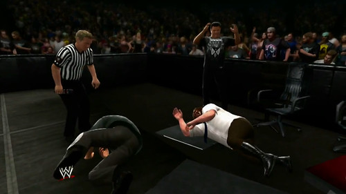 WWE 13 Launch Trailer Gives Us A Taste Of The Attitude Era