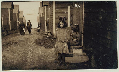 Nan de Gallant, 4 Clark St., Eastport, Maine, 9 year old cartoner, Seacoast Canning Co., Factory #2 ... (LOC)