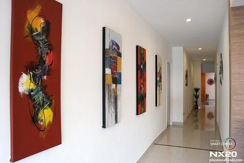 D' Hotel Corridor