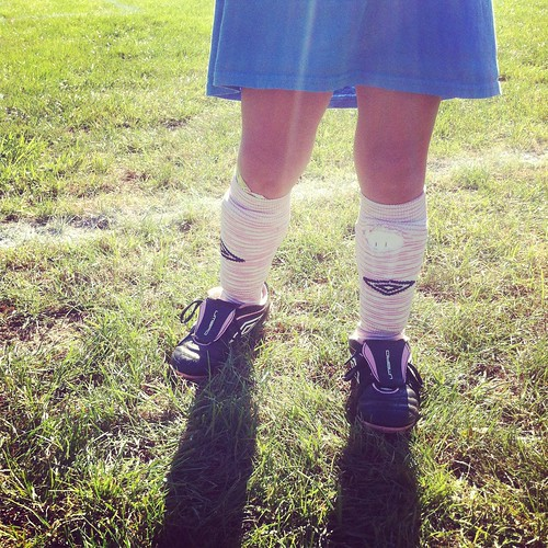 WPIR - love these soccer feet