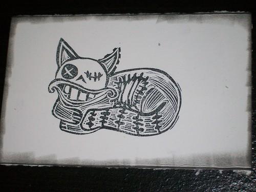Skele-Cat