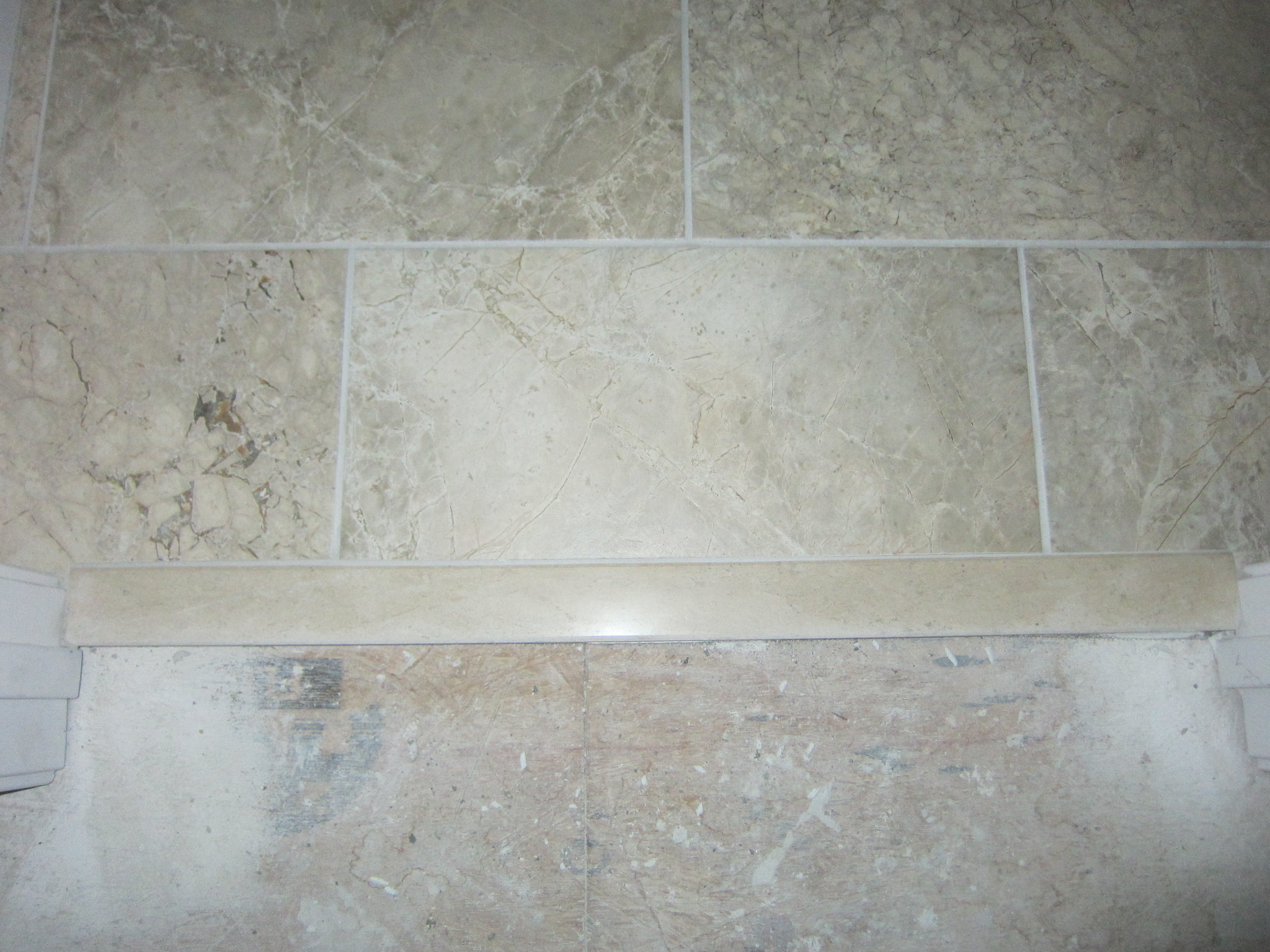 Marble threshold by jmrodri flickr photo sharing for Marble threshold bathroom