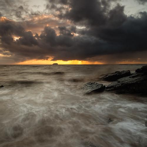 uk sunset england cloud water europe unitedkingdom britain tide stormy somerset westonsupermare marinelake northsomerset steepholm wesston westonsmare