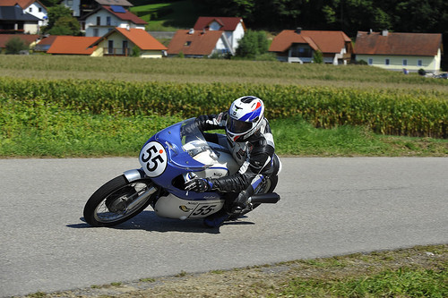 Norton motorcycle Karl Zach Schwanenstadt GP Austria 4-facher Vizestaatsmeister und Staatsmeister 1979 auf Yamaha 750 Copyright 2012 B. Egger :: eu-moto images 1260