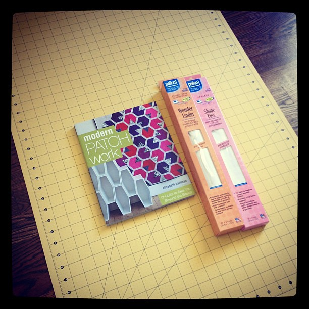 I love 50%off JoAnns coupons! I've been meaning to get a larger cutting mat forever!