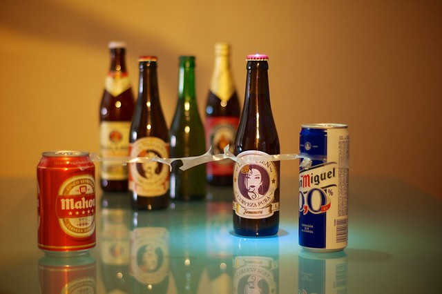 263/366: Beer run