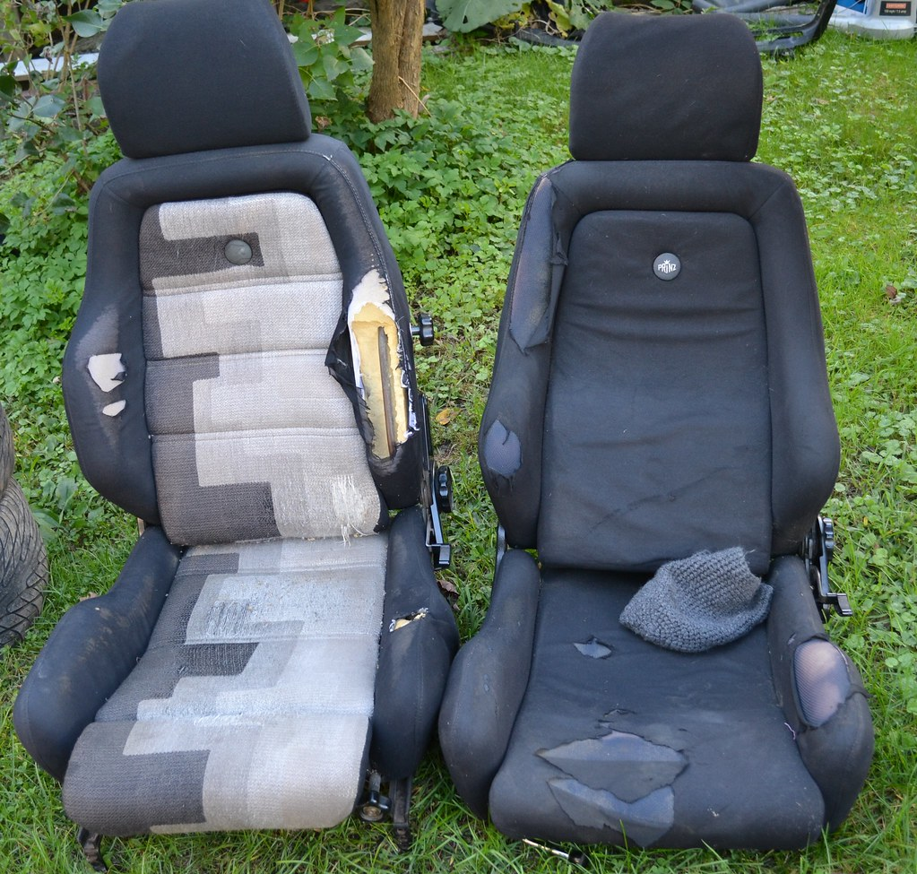Some vintage racing seats, help me ID them maybe? - R3VLimited Forums
