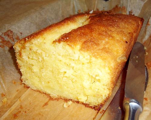 lemon drizzle gluten free
