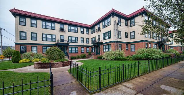 Ontario Apartments, Providence RI