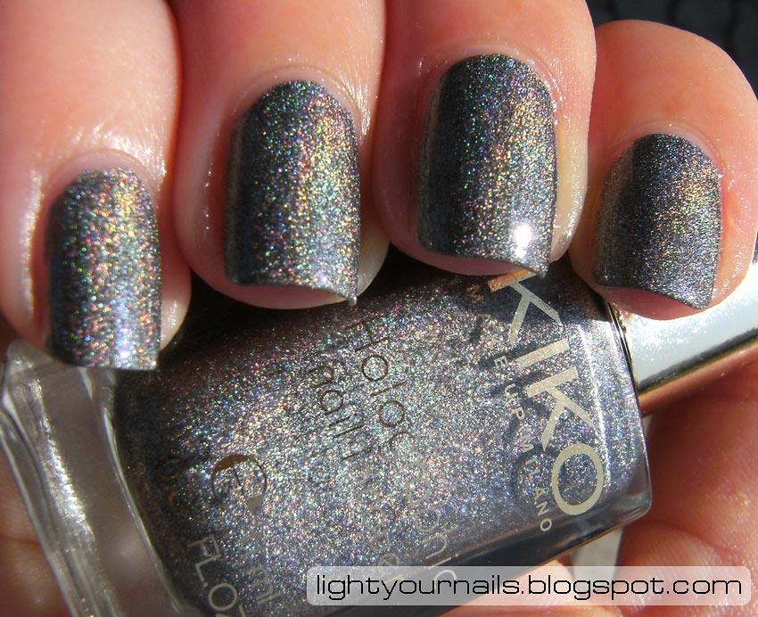 Kiko 400: Steel Grey (Lavish Oriental LE)