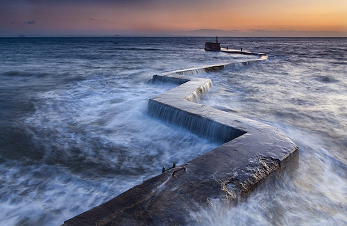 St Monans, Fife by ajnabeee