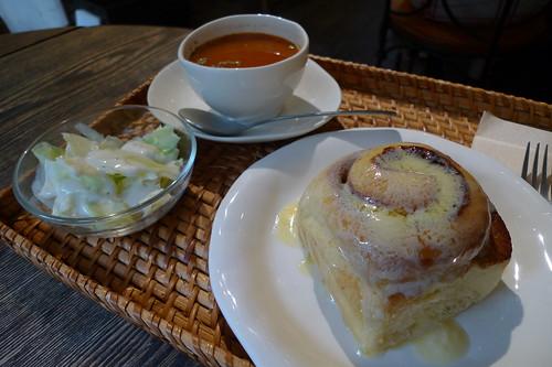 熊谷「シナモンカフェ」