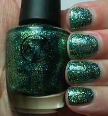W7 Cosmic Green