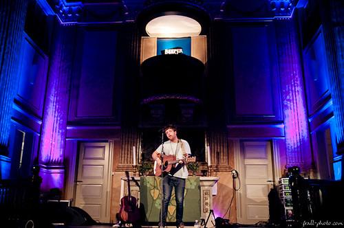 Reeperbahn Festival 2012 mashup foto - Benjamin Francis Leftwich @ Reeperbahn Festival, Hamburg - 21.09.12