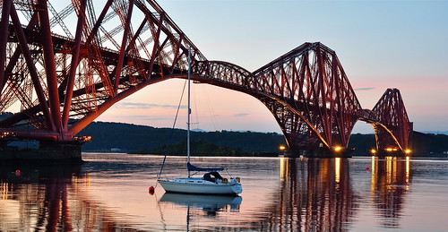Forth Rail Bridge Scotland