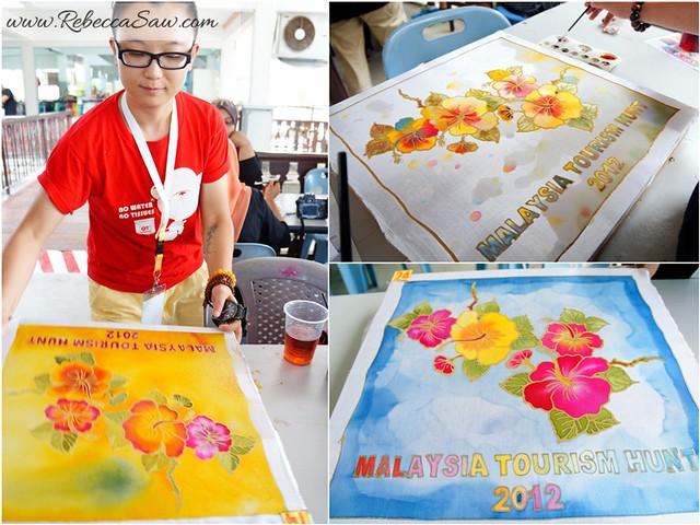 Malaysia tourism hunt 2012 - nor arfa batik terengganu (2)