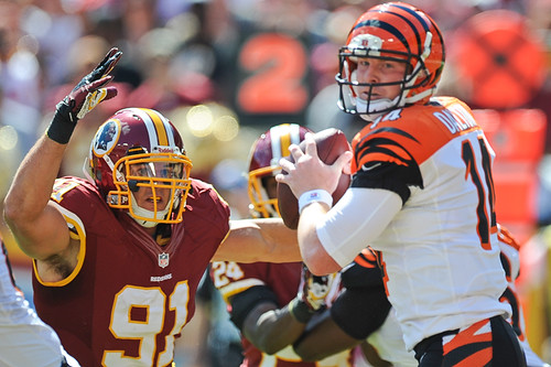 a redskins life: keeping up with ryan kerrigan