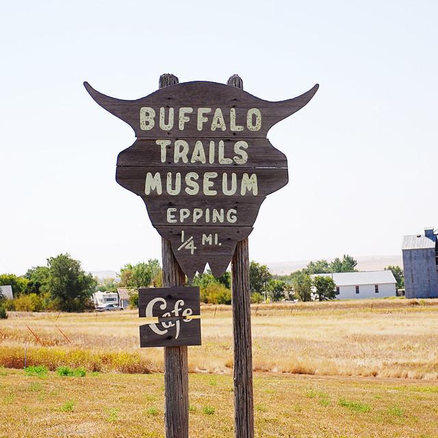 buffalo trails