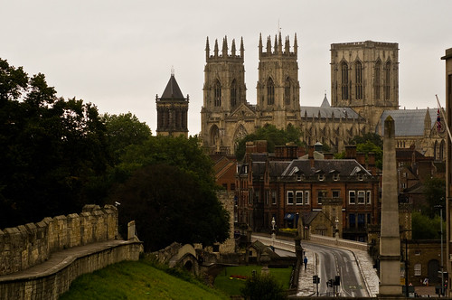York - Minster and the Walls - 09-16-12