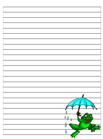 spring writing paper A free, printable lined paper template with a spring seasons theme visit this section for more lined paper templates and reading and writing worksheets.