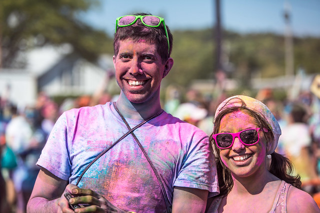 Color Me Rad 5K Run Albany - Altamont, NY - 2012, Sep - 28.jpg