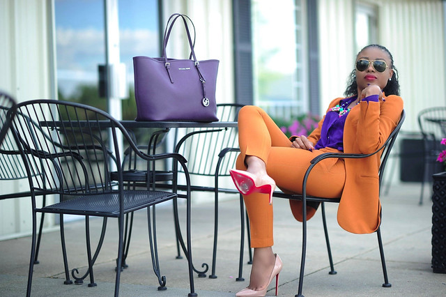 Mustard & Purple by www.jadore-fashion.com