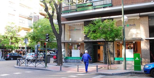 Oficina madrid triodos bank oficina de triodos bank en for Oficinas de deutsche bank en madrid