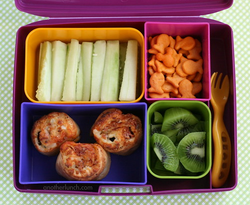 Hidden Mickey Bento Lunch