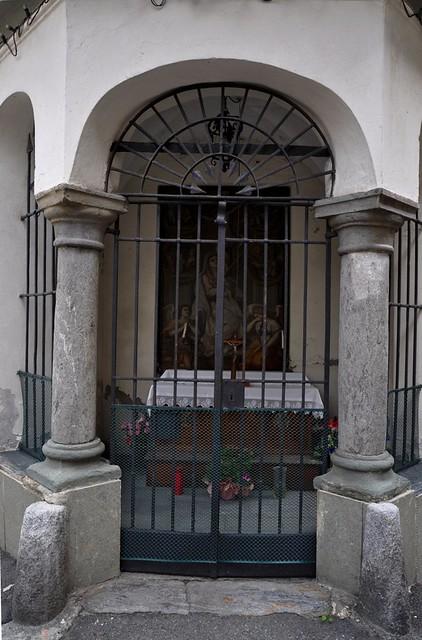 Santella-Chiesetta della Madonna Addolorata in Tirano1