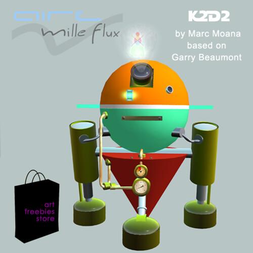 K2D2 avatar