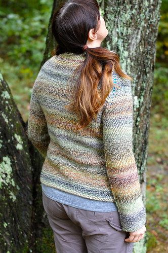Golden Wheat Cardigan
