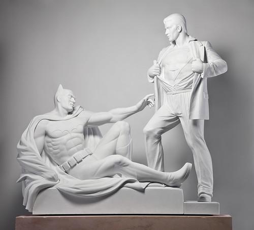 Mauro Perucchetti, Modern Heroes, 2010