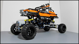Lego 4x4 Rock Crawler