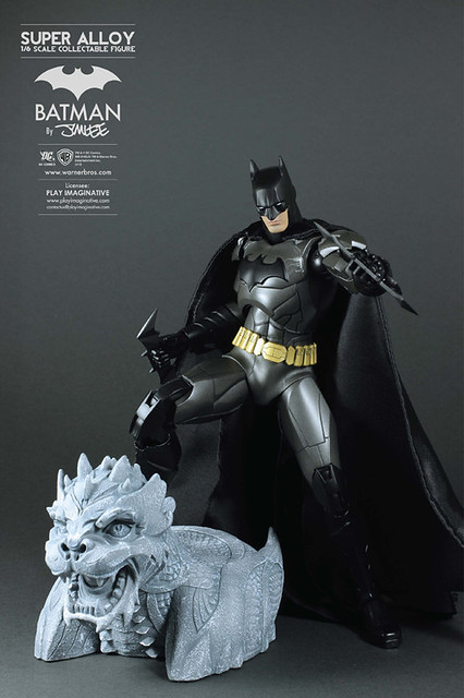 Super Alloy 1/6 Batman by Jim Lee