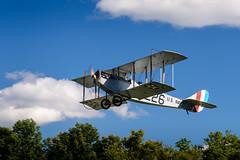 Curtiss JN-4H Navy trainer