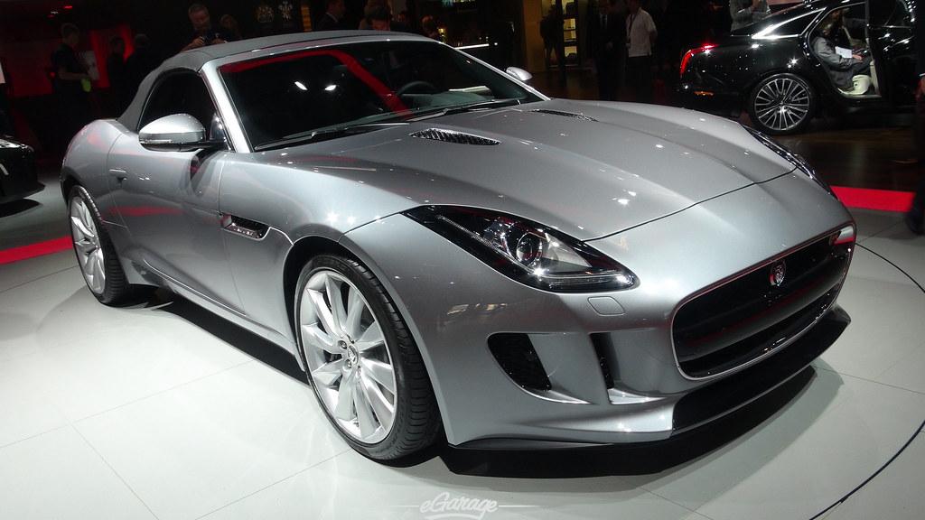 8034743571 fa568f66ab b eGarage Paris Motor Show Jaguar
