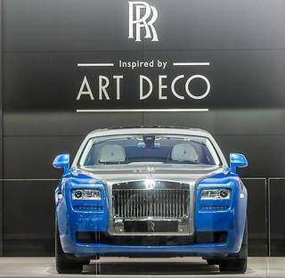 Luxury car market defies the economic gloom as Bentley and Rolls-Royce sales race ahead