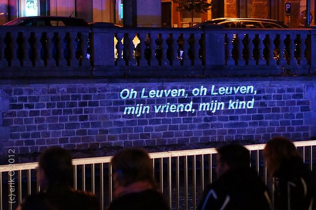 StadsSopraan Leuven Noémie Schellens lanceert Stadlied