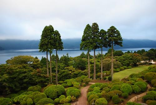 autumn lake window japan landscape hotel nikon view ngc kanagawa hakone ashi d3000