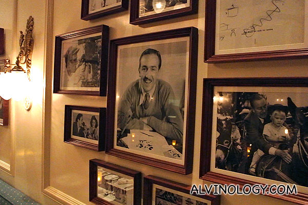 More pictures of Walt