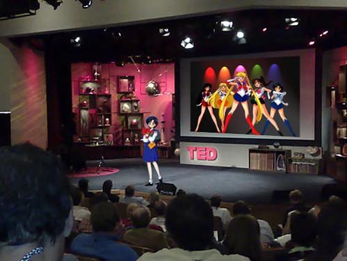 Ami's TED Talk